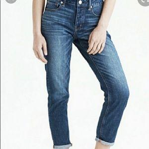 AMERICAN EAGLE Vintage Hi Rise dark wash jeans Sz6